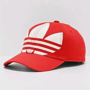 Adidas Originals Ori Relaxed Big Trefoil Logo Hat